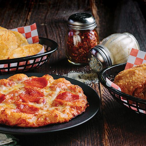 shakeys pizza food
